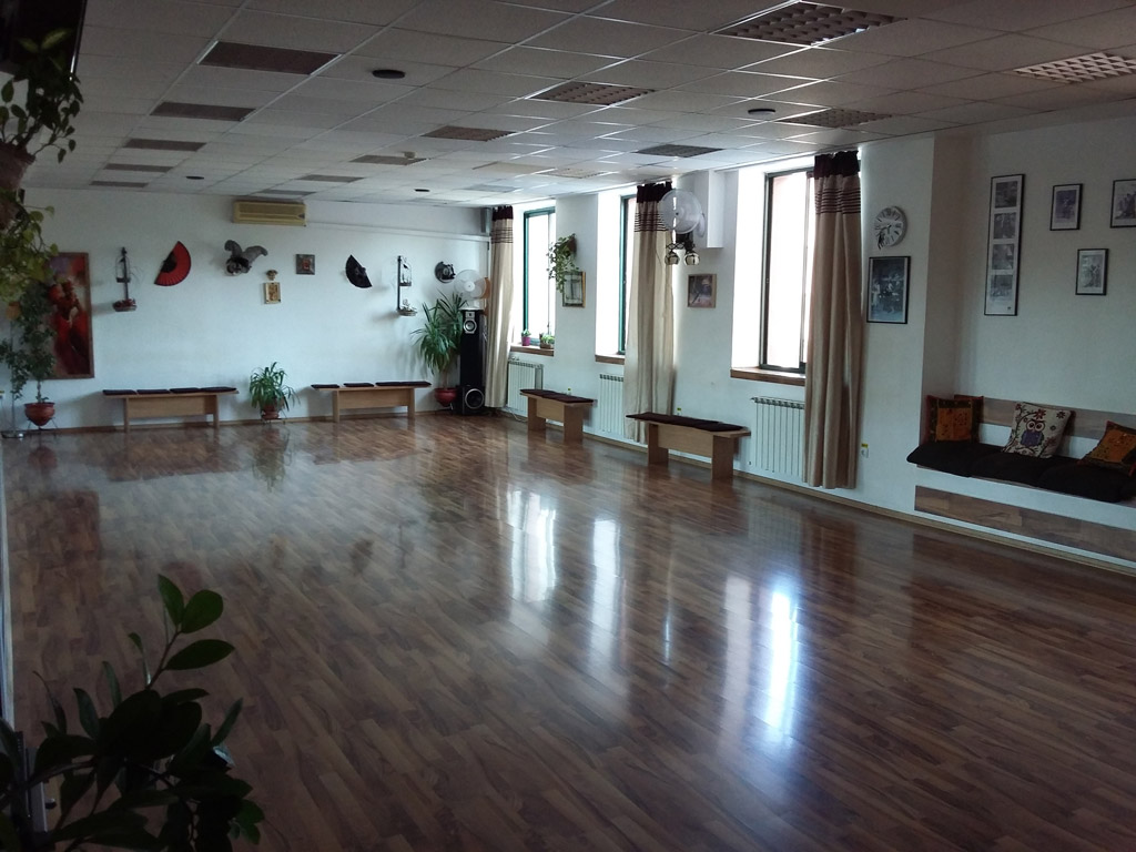 Sala de dans Happy Feet Studio