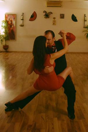 Tango Argentinian